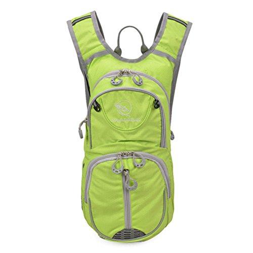 morral al aire libre/Mochila ciclismo/bolso femenino/casco Mochila/Deportes pequeña mochila/bolsa de Casual Male/bolso del alpinismo-D E