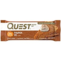 Quest Nutrition Protein Bar, Pumpkin Pie