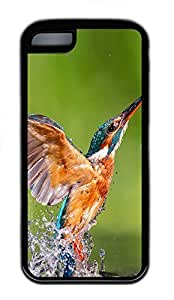 for iphone 6 plus 5.5 Case Kingfisher TPU for iphone 6 plus 5.5 Case Cover Black