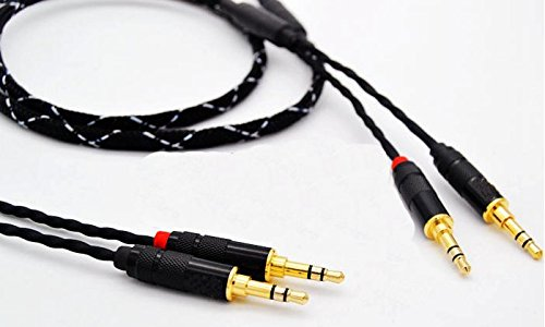 MiCity Replacement Upgrade Audio Extension Cable Cord For Sony MDR-Z7 Headphones (1.2m