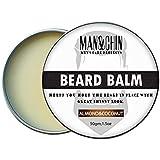 Man & Chin Beard Balm - Almond and Coconut 50gm, 1.5oz