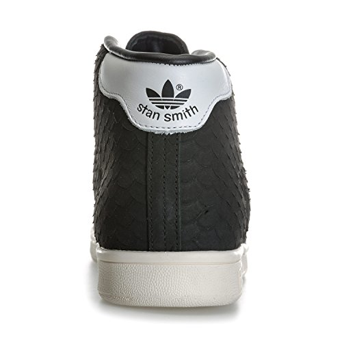 adidas Originals Women's Originals Stan Smith Mid Trainers Core US8.5 Black comfortable online authentic cheap price factory outlet cheap tumblr free shipping footaction wExJLrp4