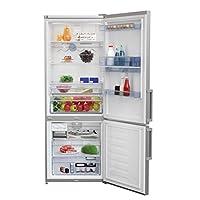 Beko RCNE520E31DS Réfrigérateur 450 liters Classe: A++ Argent