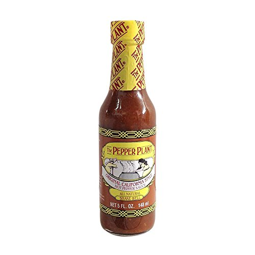The Pepper Plant Original Hot Sauce, 5 Fl. Oz. ()
