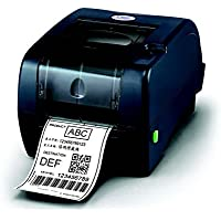 TSC 99-1260022-00LF Plus Desktop Direct Thermal Barcode Printer, TDP-247, Private Label, 203 dpi, 5 IPS, No Logo, USB/Serial/Parallel, TSPL-EZ Language with Cable