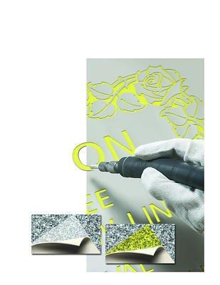 """3M Die Cut Sandblast Stencil 519Y, 25"""" x 10 yd, Tan"""