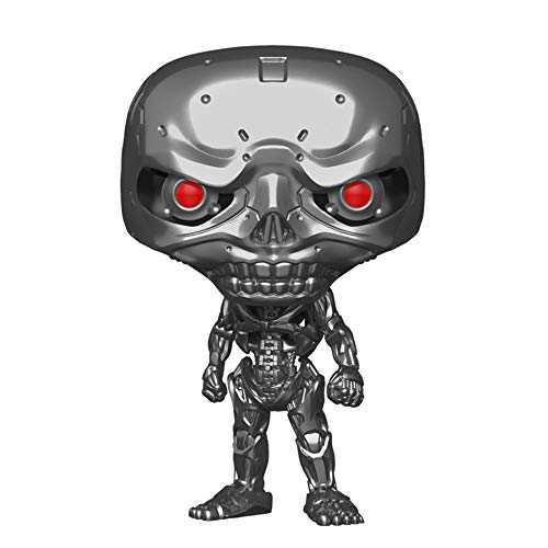 Funko Pop! Movies Terminator Dark Fate - Rev-9, Multicolor