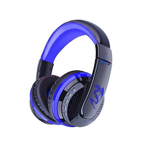 Sports Digital Music Player MP3 Headset (Blue/Black) - 5