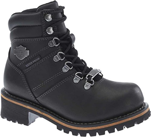 Waterproof Motorcycle Riding Boots - 1