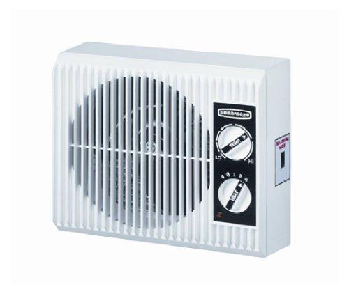 Seabreeze Off the Wall ThermaFlo Bathroom Heater (Portable Bathroom Heater)
