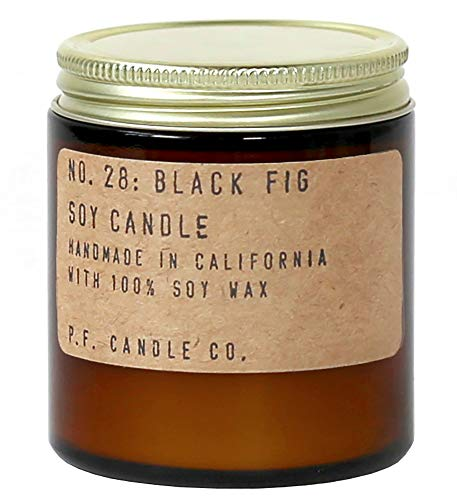 P.F. Candle Co... - No. 28: Black Fig Soy Candle (3.5 oz Mini)