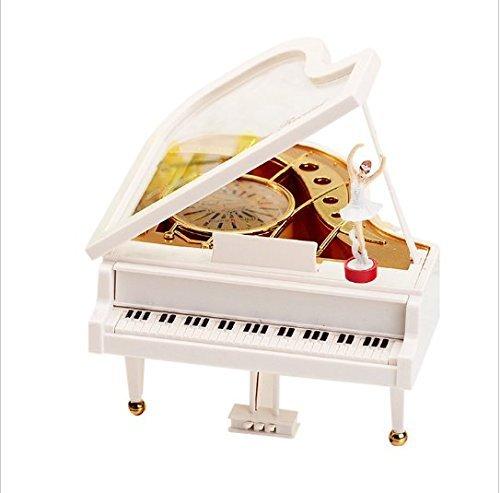 Classical Piano Music Box Dancer Ballet Dancing Ballerina Musical Toy Gift HOT