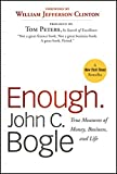 img - for Enough: True Measures of Money, Business, and Life book / textbook / text book