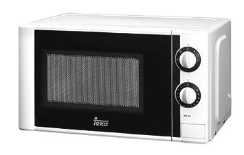 Teka - Microondas Mw20Blanco, 20L, 700/1000W, Singrill.