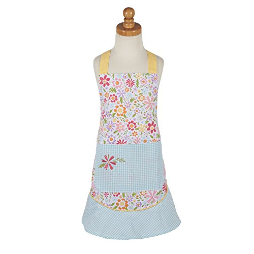 DII Kids Chef Apron Perfect For Cooking, Baking,