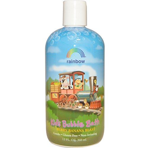 (Rainbow Research, Kid's Bubble Bath, Berry Banana Blast, 12 fl oz (360 ml) - 2pc)