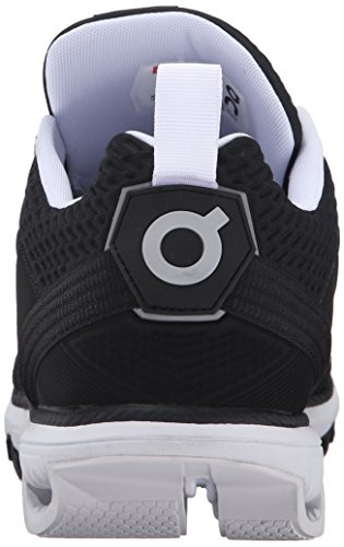 On Running Cloudcruiser Black/White M 7, Chaussures Compétition Homme, Noir (Black/White), 40 EU