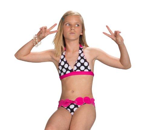 """Chikolat Kids Beachwear Girls Teens 6-14 Bikini """"Cherry ..."""