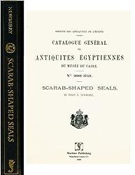 Scarab-shaped Seals