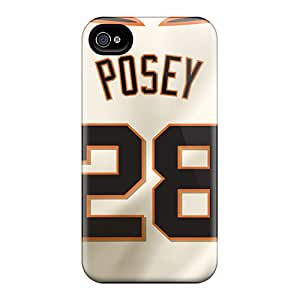 CaterolineWramight VvZ4119fWEL Cases For Iphone 6 Plus With Nice San Francisco Giants Appearance