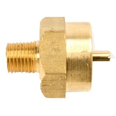 """Mr. Heater 1/4 Male Pipe Thread x 1""""-20 Female Throwaway Cylinder Thread Fitting"""