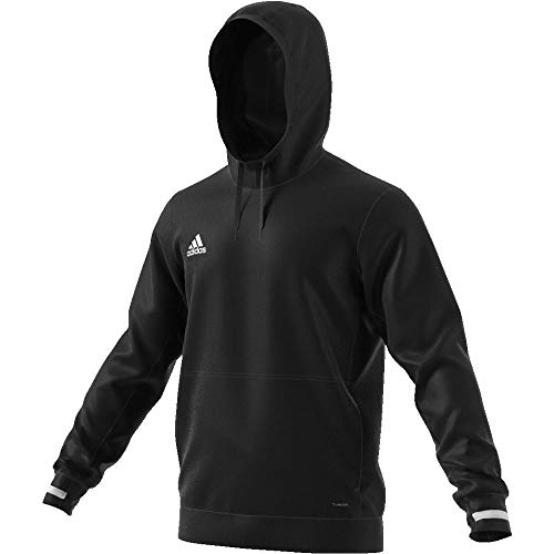 T19 Hoody Sweat Noir M Adidas blanc shirt Homme UTdq5x