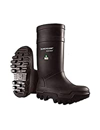 Purofort Thermo+ Full Safety Omega/EH Black Shoes E652033