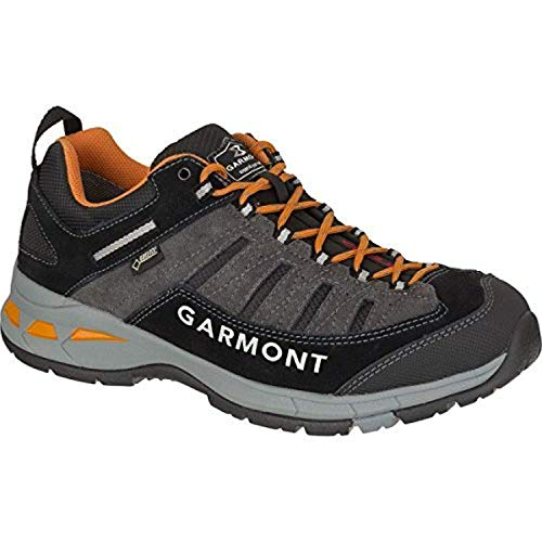 Garmont Men's Trail Beast GTX Shoes Shark 14 & Knit Cap Bundle