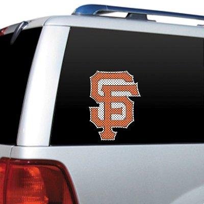 - MLB San Francisco Giants Die Cut Window Film