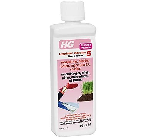 HG Limpiador Manchas Maquillaje, Hierba, Polen, Marc Adores, Chicles - 50 ml: Amazon.es: Salud y cuidado personal