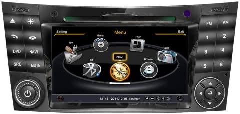 Amazon com: SDB Car DVD Player With GPS Navigation(free Map) For