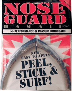 Surfco Longboard Nose Guard Kit-Clear