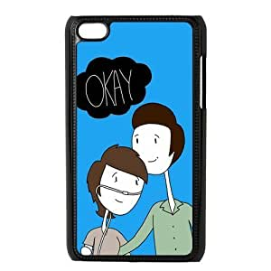 Custom The Fault In Our Stars Back For SamSung Galaxy S3 Case Cover JNIPOD4-342