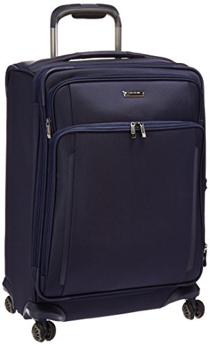 Suitcase Advantage Series - Samsonite Silhouette Xv Softside Spinner 25, Twilight Blue