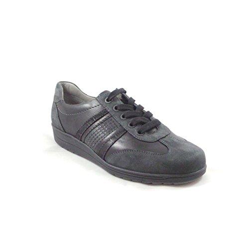 ara - Zapatos de cordones para mujer negro negro