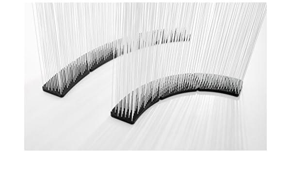GRAF Luz biombos Sticks Curvo, Color Blanco: Amazon.es: Hogar