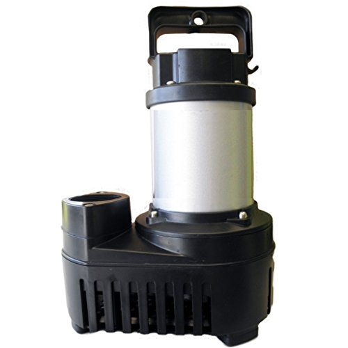 Pond Pulse 4,200 GPH Hybrid Drive Submersible Pump Up To 4,200 GPH Max Flow by Pond Pulse