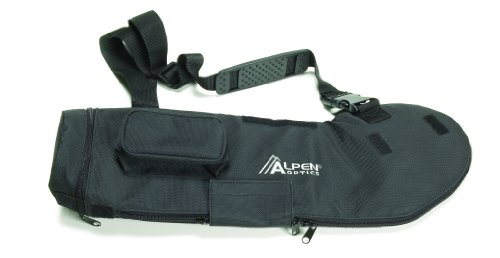 Alpen Optics Waterproof Nylon Padded Case for Alpen Optics 80mm Spotting Scopes
