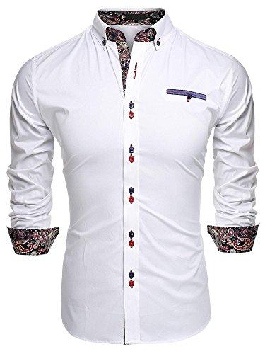 dress shirts tall slim fit - 9