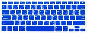 Arabic and English US Keyboard Protector Cover for Apple Macbook Pro Air Retina 13 13.3 inch [duplus]