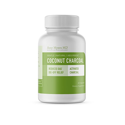 Coconut Charcoal Capsules from The Myers Way Protocol