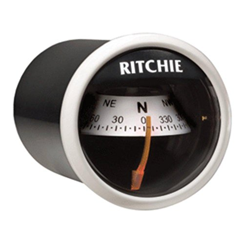 Ritchie X-21WW RitchieSport Compass - Dash Mount - White/Black consumer electronics Electronics