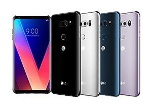 LG V30+ H930DS 128GB/4GB Dual Sim Factory Unlocked GSM Smartphone - International Version - No Warranty in the US