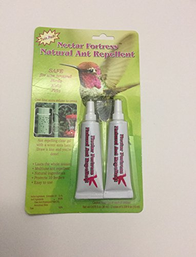 Nectar Fortress Natural Ant Repellent Twin Pack