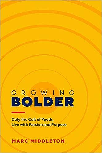 Image result for growing bolder book