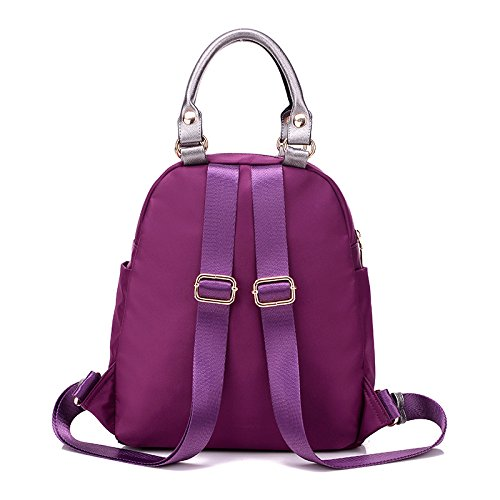 Main à De Oxford Purple Dos Imperméable Sacs Sac à à Mode L'eau UZw5xX