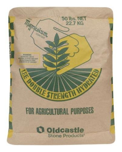 Oldcastle Stone Products Hydrated Lime Bag 50 Lb.