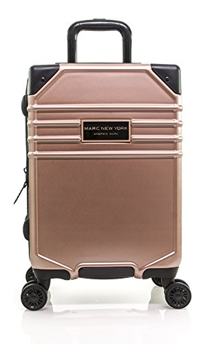 MARC NEW YORK Classic 20'' Expandable Hardside Spinner, Rose Gold by Marc New York by Andrew Marc