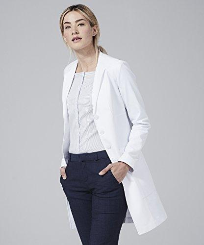medelita Women's Vera G. Slim Fit M3 - Size 10, White by medelita (Image #3)