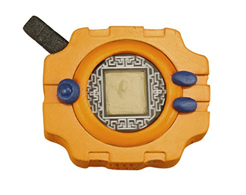 Mtxc Digimon Adventure Cosplay Tai Yagami Digivice Yellow]()